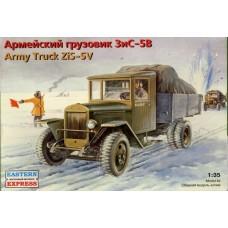 Eastern Express 1/35 Советский армейский автомобиль ЗиС-5В. № EES_35151