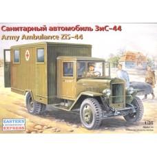 Eastern Express 1/35 Советский санитарный автомобиль ЗиС-44. № EES_35152
