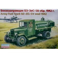 Eastern Express 1/35 Советский бензозаправщик БЗ-ЗиС-5В образца 1942 года. № EES_35154