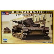 Hobby Boss 1/35 Немецкий средний танк Panzerkampfwagen IV Ausf. C. № 80130