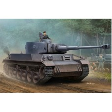 Hobby Boss 1/35 Немецкий тяжёлый танк VK.3001 (P) (тестовый прототип). № 83891