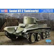 Hobby Boss 1/35 Советский лёгкий танк БТ-2 (ранняя модель). № 84514