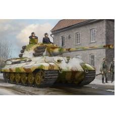 Hobby Boss 1/35 Немецкий тяжёлый танк Pz.Kpfw. VI Sd.Kfz. 181 Tiger II (Henschel 1945 Production). №  84532