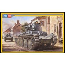 Hobby Boss 1/35 Немецкий (чехословацкий) танк Pz.Kpfw. / Pz.BfWg 38(t) Ausf. B. № 80138