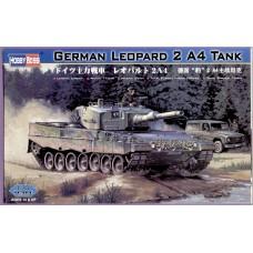Hobby Boss 1/35 Немецкий основной боевой танк Леопард (Leopard) 2 A4. № 82401