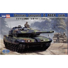 Hobby Boss 1/35 Немецкий основной боевой танк Леопард (Leopard) 2 A6EX. № 82403