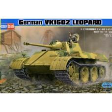Hobby Boss 1/35 Немецкий лёгкий танк Leopard VK(1602). № 82460