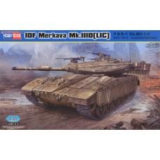 Hobby Boss 1/35 Основной боевой танк Армии обороны Израиля Merkava MkIIID(LIC). № 82476