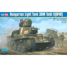 Hobby Boss 1/35 Венгерский лёгкий танк 38M Toldi («Толди»). № 82478