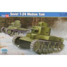 Hobby Boss 1/35 Советский средний танк Т-24. № 82493