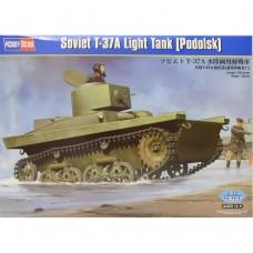 Hobby Boss 1/35 Советский плавающий лёгкий танк Т-37А (Подольск). № 83819
