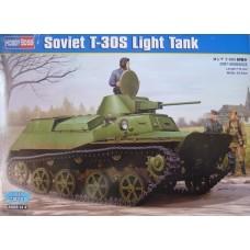Hobby Boss 1/35 Советский лёгкий танк Т-30С. № 83824