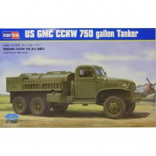 Hobby Boss 1/35 Американский бензовоз US GMC CCKW 750 Gallon Tanker Version. № HOB_83830
