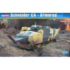 Hobby Boss 1/35 Французский пехотный танк Schneider CA Бронированный (WWI). № 83862