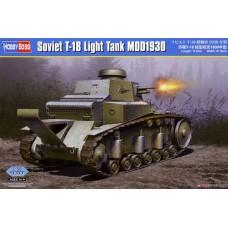Hobby Boss 1/35 Советский лёгкий Т-18 (мод. 1930 годa). № 83874