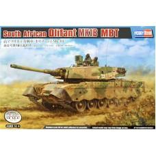 Hobby Boss 1/35 Olifant MK.1B, основной боевой танк ЮАР. № 83897