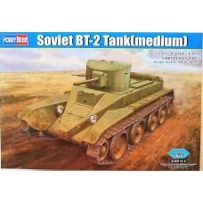 Hobby Boss 1/35 Советский лёгкий танк БТ-2 (середина производства). № 84515