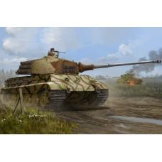 Hobby Boss 1/35 Немецкий тяжелый танк Sd.Kfz. 182 King Tiger, Henschel Turret, July-1945 Production. № 84533