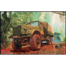 Roden 1/35 Советский тяжёлый грузовик КрАЗ-214Б. № 804