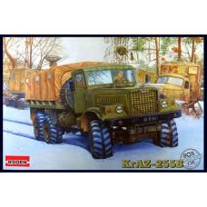 Roden 1/35 Советский тяжёлый грузовик КрАЗ-255Б. № 805