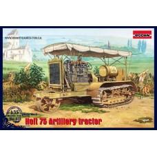 Roden 1/35 Артиллерийский трактор Holt 75. № 812