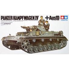 Tamiya 1/35 Немецкий средний танк Panzerkampfwagen IV Ausf. D. № 35096