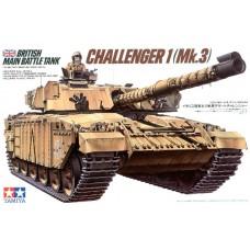 Tamiya 1/35 Британский основной боевой танк Challenger 1 Mk 3. № 35154