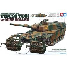 Tamiya 1/35 Японский основной боевой танк Type 90. № 35236
