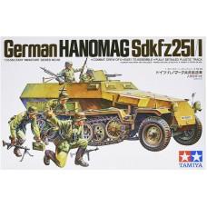 Tamiya 1/35 Немецкий бронетранспортёр Sd.Kfz. 251/1. № 35020