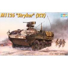 Trumpeter 1/35 Американский бронетранспортёр Stryker M1126 (ICV). № 00375