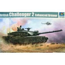 Trumpeter 1/35 Британский основной боевой танк Challenger 2 (с усиленным бронированием). 01522