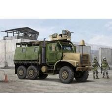Trumpeter 1/35 Американский грузовой автомобиль Mk.23 MTVR MAS с дополнительным бронированием. № 01080