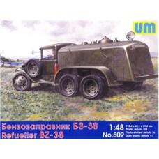 UM 1/48 Советский бензозаправщик БЗ-38. № UMM_509
