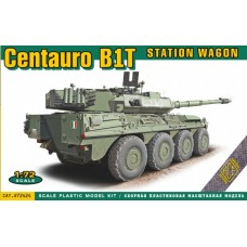 ACE 1/72 Итальянская боевая машина Centauro B1T Station Wagon. № ACE_72424