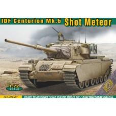 ACE 1:72 Израильский средний танк IDF Centurion Mk.5 Shot Meteor. № 72427