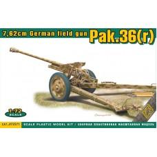 ACE 1/72 Немецкое полевое орудие 7,62сm Pak.36(r). № 72571
