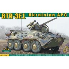 ACE 1/72 Современный украинский бронетранспортёр БТР-3Е1. № 72175