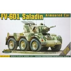 ACE 1/72 Британский бронеавтомобиль FV-601 Saladin Armoured car. № 72435
