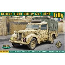 ACE 1/72 Британский лёгкий автомобиль 10HP Tilly. № 72500