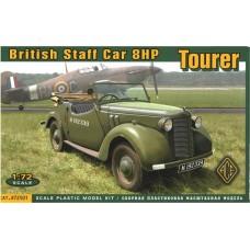 ACE 1/72 Британский легковой автомобиль Tourer 8HP. № 72501