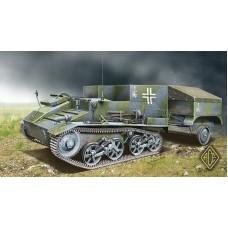 ACE 1/72 Немецкий подвозчик боеприпасов Mk.VI 736(e). № 72520