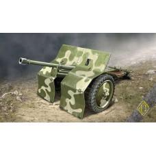 ACE 1/72 Финская 37-мм противотанковая пушка PstK/36 Gun 37. № 72534