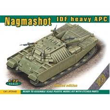 ACE 1:72 Израильский тяжёлый штурмовой бронетранспортёр «Nagmashot». № 72440