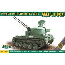 ACE 1:72 Французская 30мм зенитная самоходная установка AMX-13 DCA. № 72447