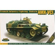 ACE 1:72 Французская боевая машина пехоты AMX VTT. № 72448