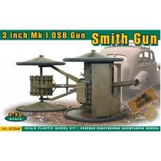 ACE 1/72 Британское орудие 3-inch Mk.1 OSB Smith. № 72569