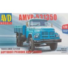 AVD Models 1/72 Советский бортовой грузовик АМУР-531350. № 1290