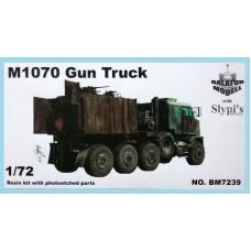 Balaton Modell 1/72 Американский Oshkosh M1070 Gun Truck. № BM7239