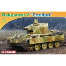 "Dragon 1/72 Немецкая ЗСУ Flakpanzer V ""Coelian"". № 7236"