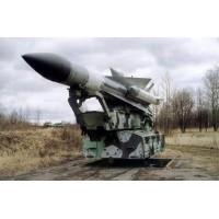 GRAN' LTD 1/72 Советский зенитный ракетный комплекс C-200 «Ангара» (без коробки). № 72310